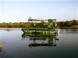 Croisière sur le Rio Mutum
