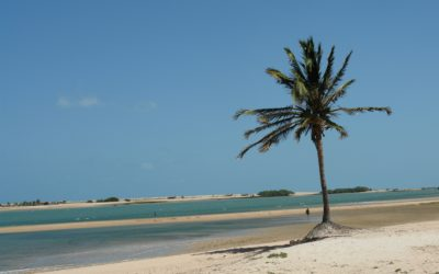 En buggy par les plages vers Guajiru