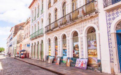Visite du centre historique de Sao Luiz Do Maranhao