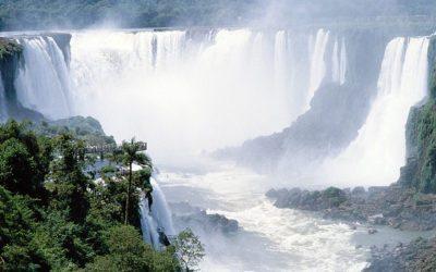 Visite des chutes côté Argentin