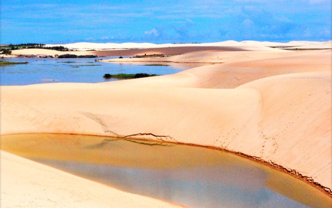 Jericoacoara par les dunes de Tatajuba