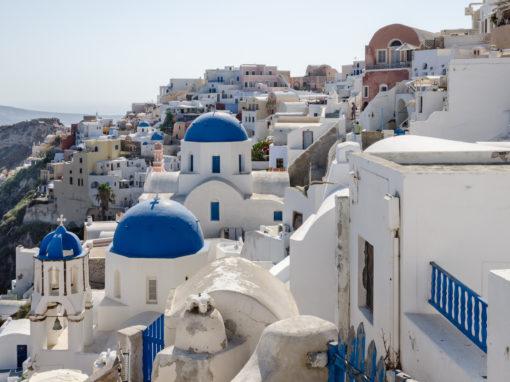 Grèce et ses îles