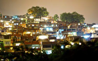 Visite de la favela de Rocinha