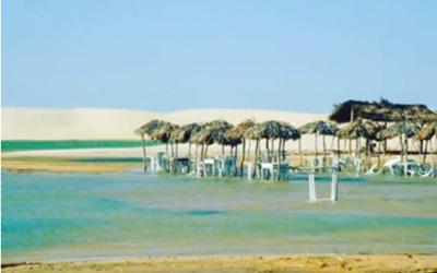 Lagunes Paraiso et Pedra Furada
