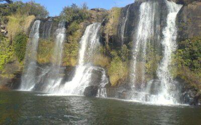Cachoeira da fumaça et cachoeira do riachinho