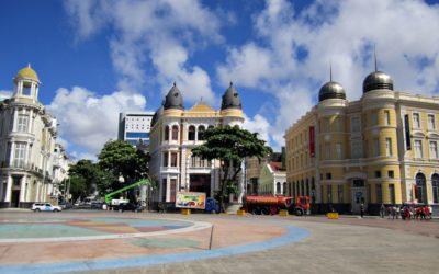 Visite privée avec guide francophone de Recife