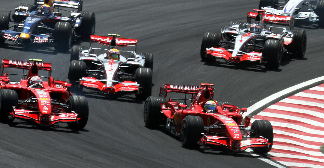 Journée spéciale « Grand Prix de Formule 1 » à Interlagos.